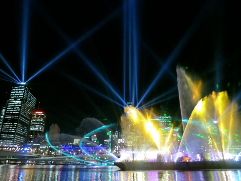 Brisbane City of Lights 1