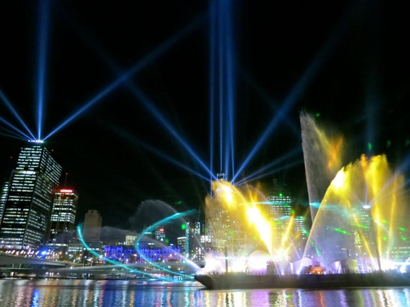 Brisbane City of Lights 1