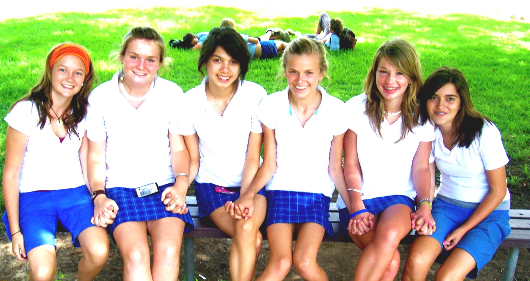 real school girls