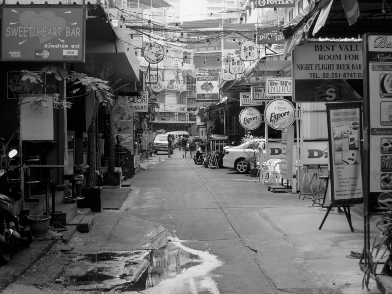 Streets of Sukhamvit