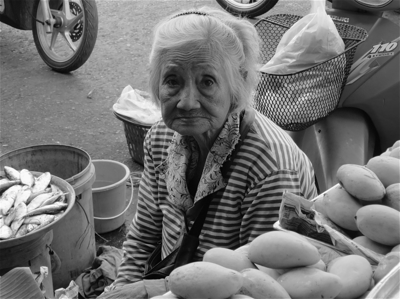 Market woman 2
