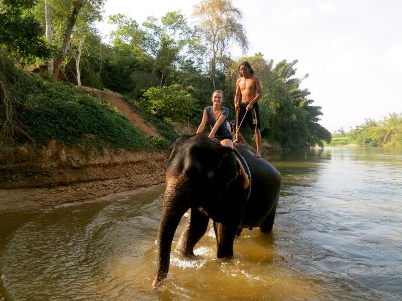 Kanchanaburi Elephant Camp