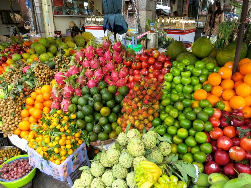 Da Nang Markets