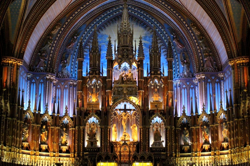 Basilica of the Sacred Heart, Notre Dame