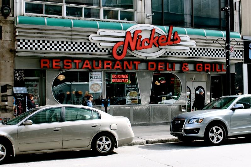Canadian Diner