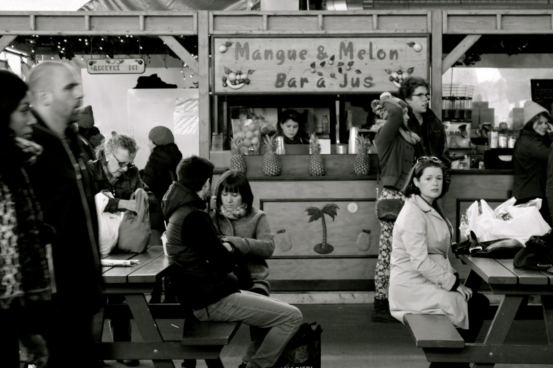 Jean Talon - Montreal's Public Markets