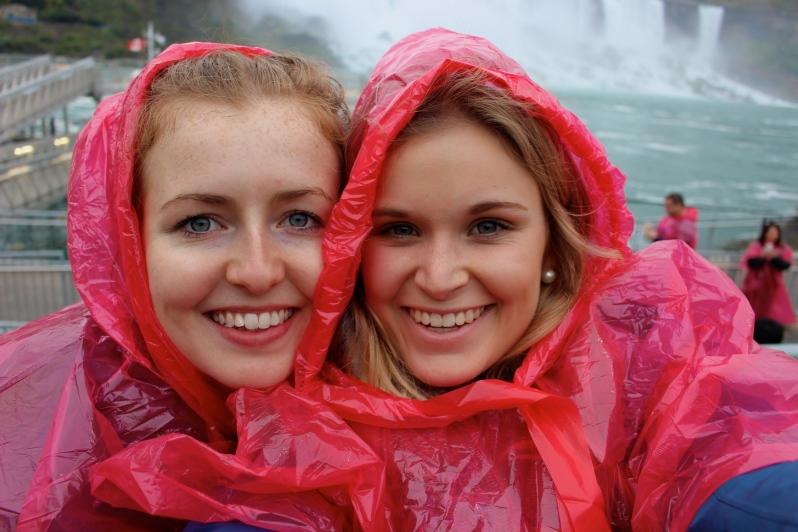Niagara Falls selfies